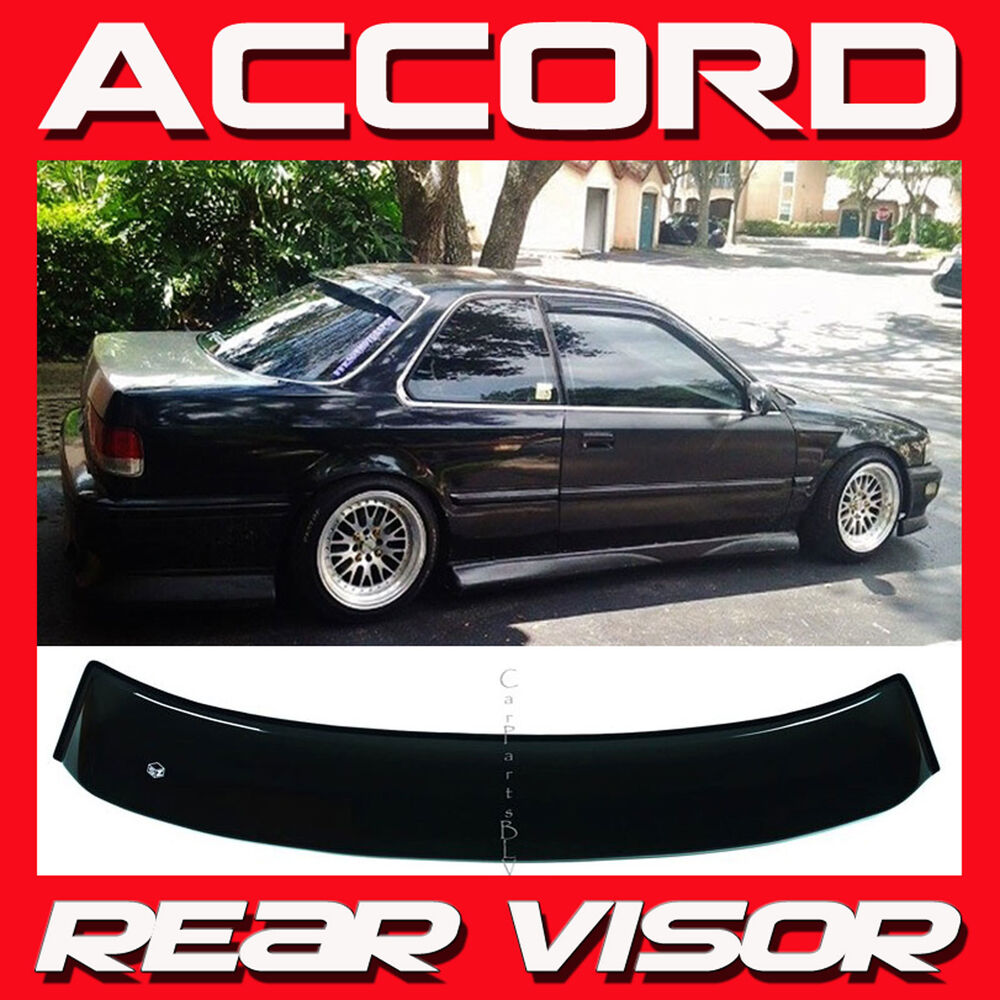 Jdm 1990 1993 Honda Accord Coupe Cb7 Rear Roof Window