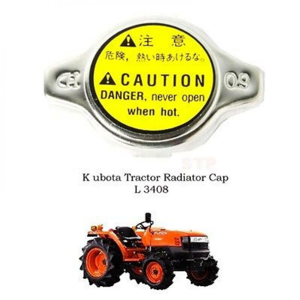 Kubota Headlight Assembly : Use for kubota tractor radiator cap l m