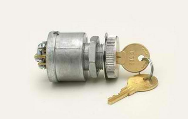 John Deere Tractor Ignition Switch : Magneto ignition switch tractor international harvester jd