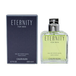 Eternity by Ck Calvin Klein 6.7 oz EDT Cologne for Men New In Box