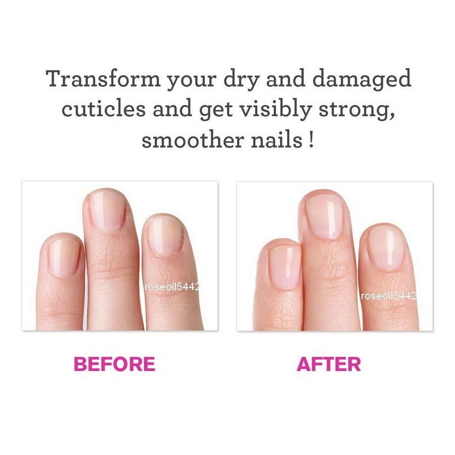 how to clean rough nails