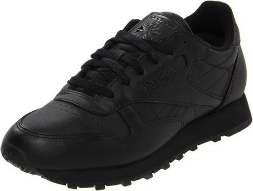 All Black Leather New Balance Shoes Womens