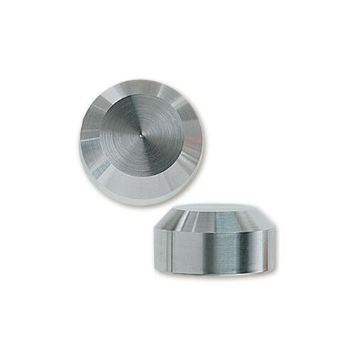 Stainless steel chamfer end cap ebay