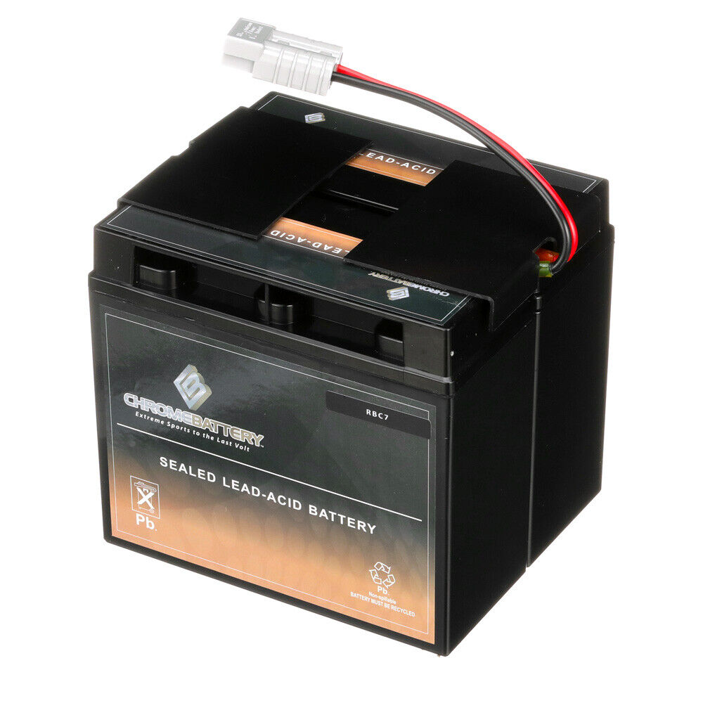 RBC7 UPS Complete Replacement Battery Kit for APC SUA1500 ...