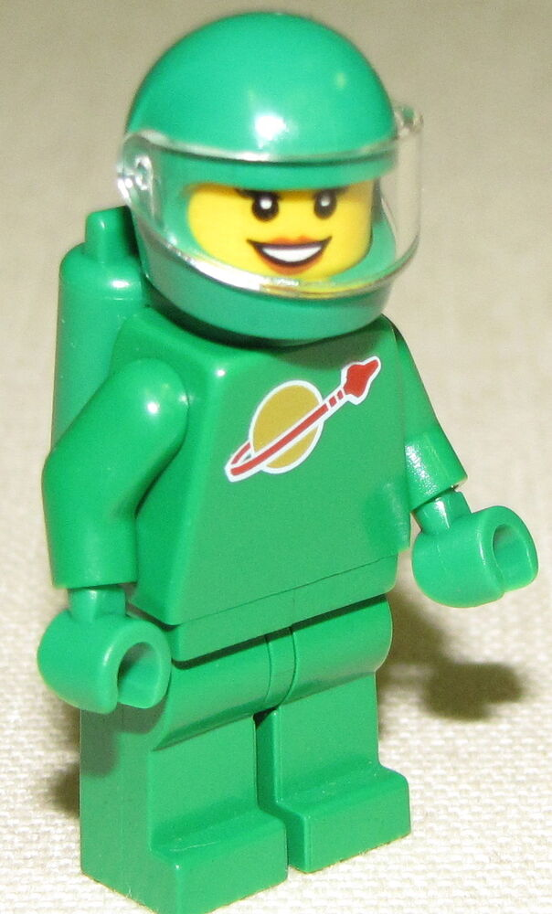 lego astronaut spaceship - photo #7