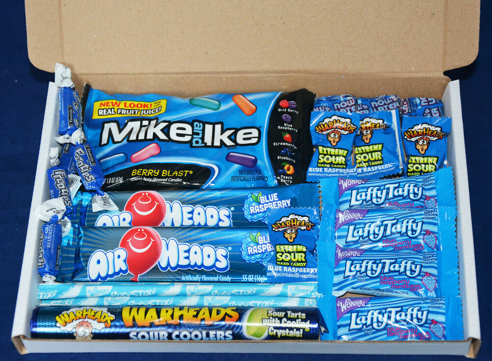 Chocolate Gift Boxes Usa : American sweets gift box unique present warheads