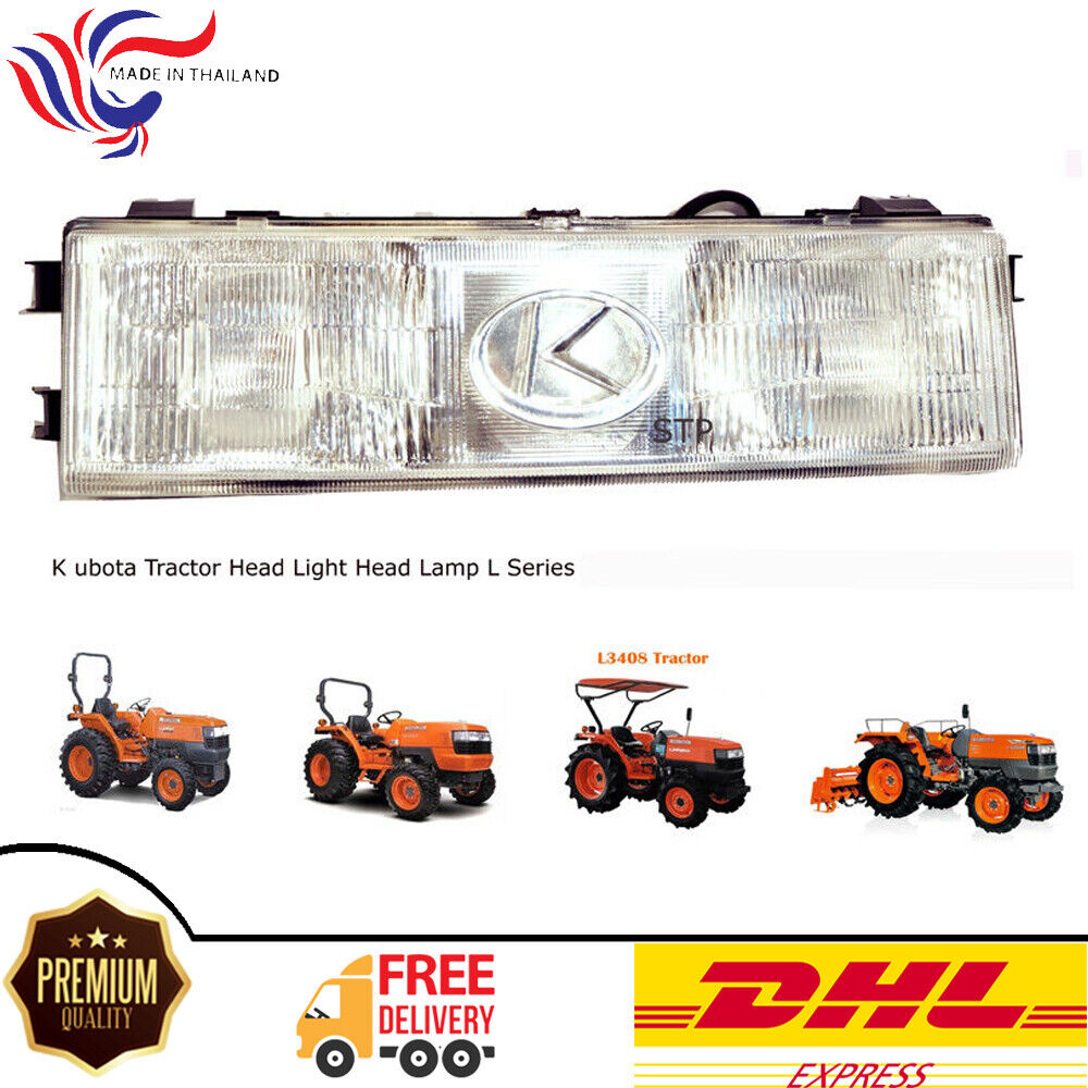 Kubota Headlight Assembly : Use for kubota tractor l head light