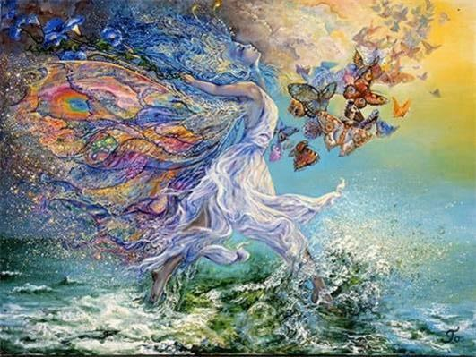 anatolian jigsaw puzzle joie de vivre josephine wall 1000. Black Bedroom Furniture Sets. Home Design Ideas