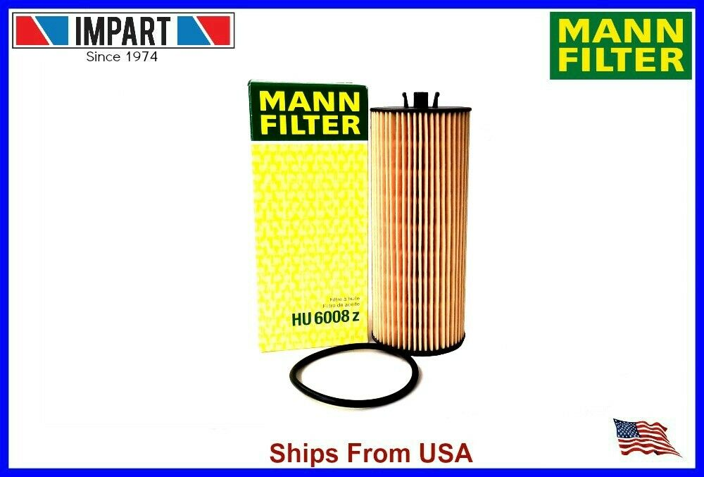 Mercedes Oil Filter Made In Germany 278 180 00 09 Mann
