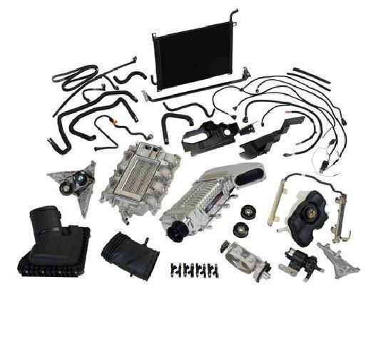 Ford Mustang Gt Supercharger Kit: 2011 2012 2013 2014 Mustang GT 5.0 Ford Racing