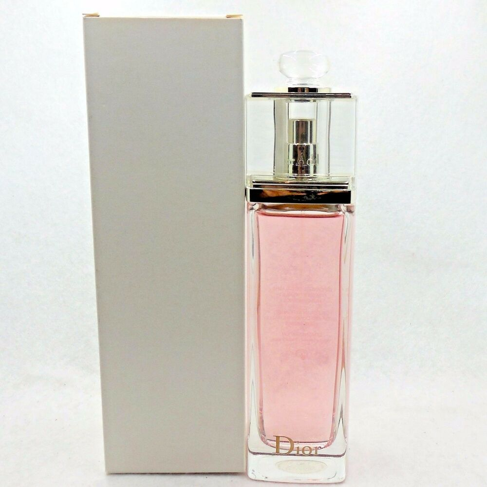christian dior addict eau fraiche eau de toilette spray 100 ml 3 4 oz t ebay. Black Bedroom Furniture Sets. Home Design Ideas