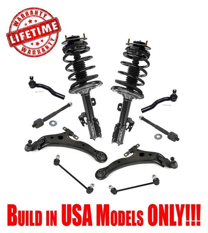 new suspension chassis kit toyota camry built in usa models only 200. Black Bedroom Furniture Sets. Home Design Ideas