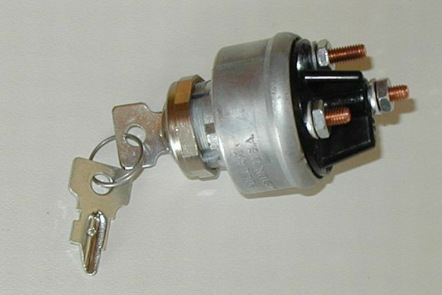 Ignition Switch Tractor Ag Simplicity Kubota Agco Avery Tecumseh Continental Ebay