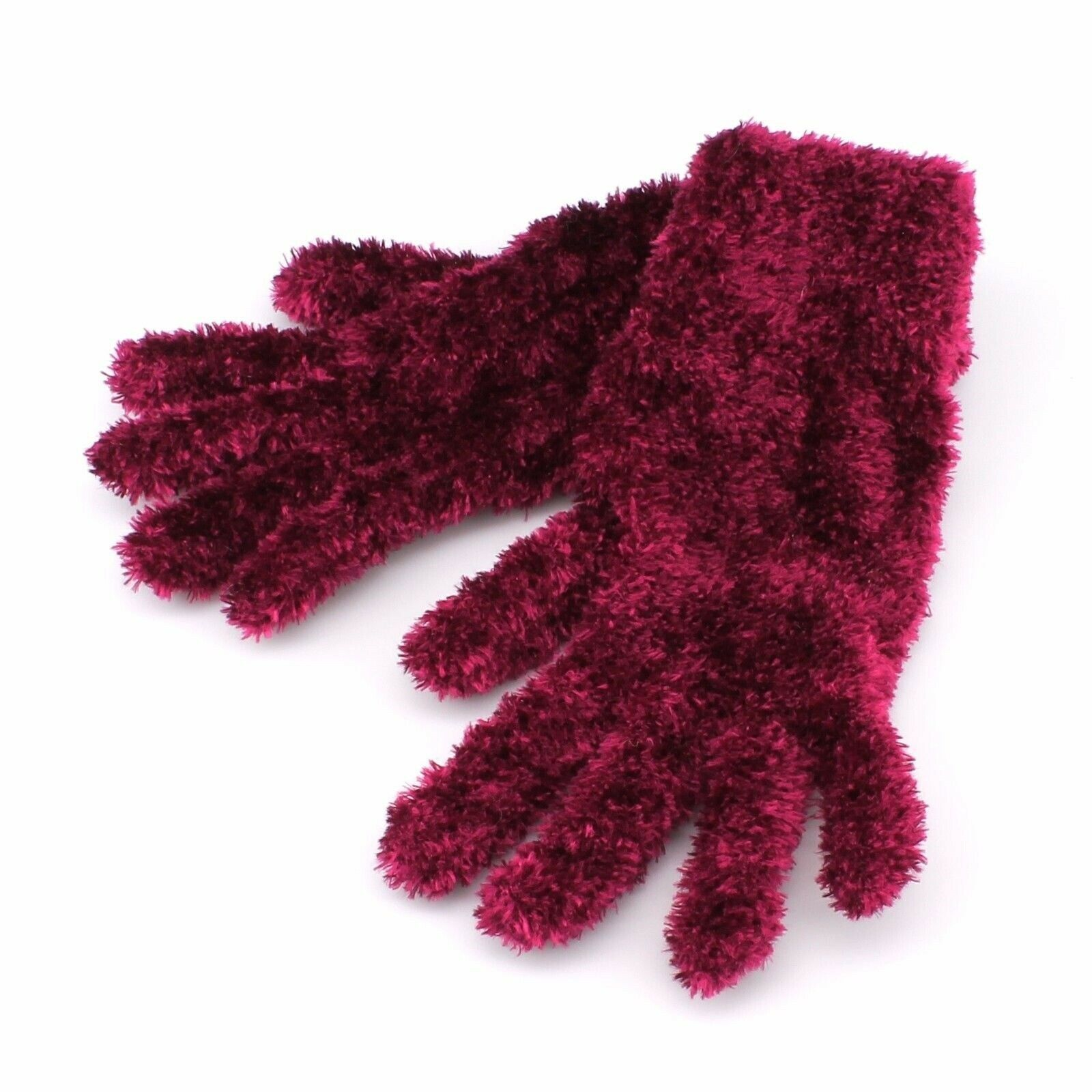 Feather Chenille Gloves For Women - Croft & Barrow - One Size