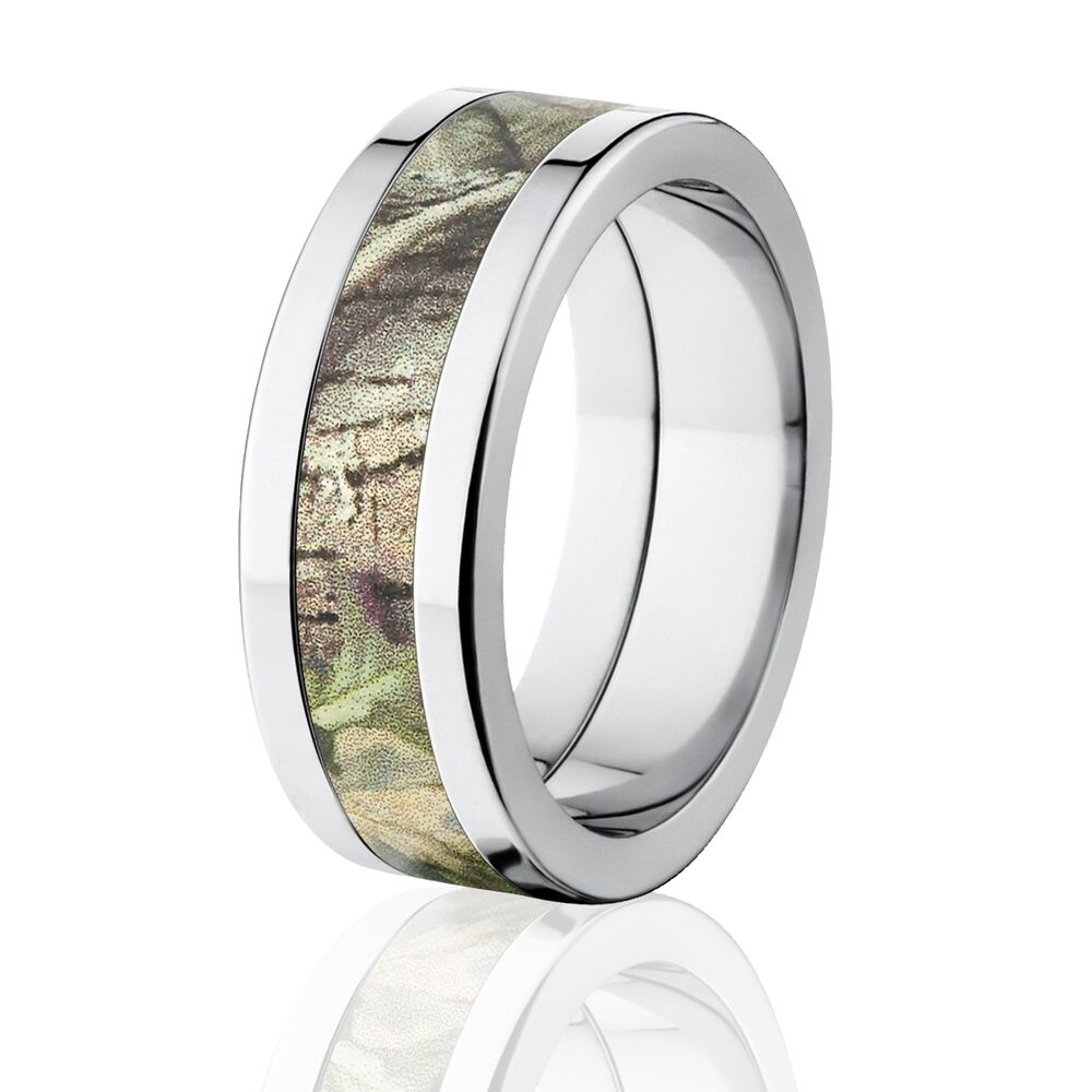 wedding rings camo branded ap green realtree camo rings camo bands 1019