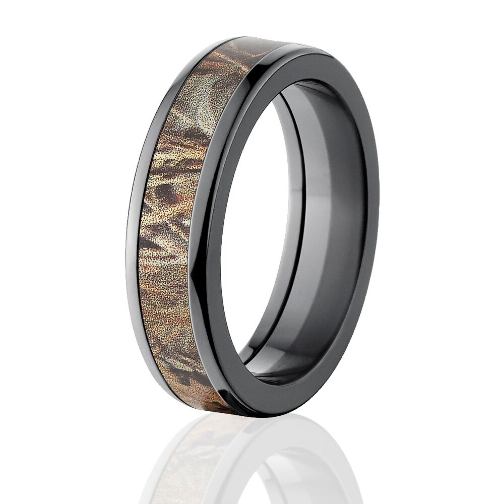 Max 4 realtree camo rings camouflage wedding rings ebay for Camoflauge wedding rings