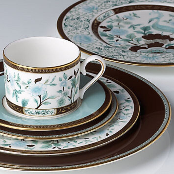 NEW MARCHESA COUTURE LENOX Palatial Garden Fine China 5