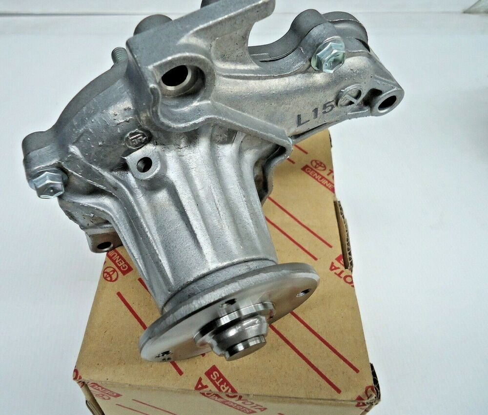 TOYOTA COROLLA WATER PUMP AE86 AE82 MR2 AW11 4AGE 4AGELC ...