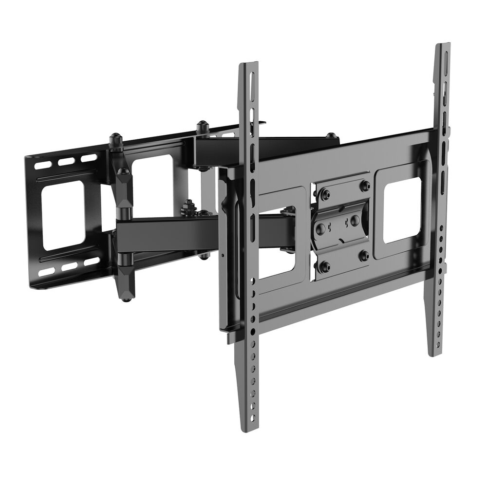 full motion swivel led lcd ultra hd tv wall mount bracket 32 37 39 40 42 47 50 ebay. Black Bedroom Furniture Sets. Home Design Ideas