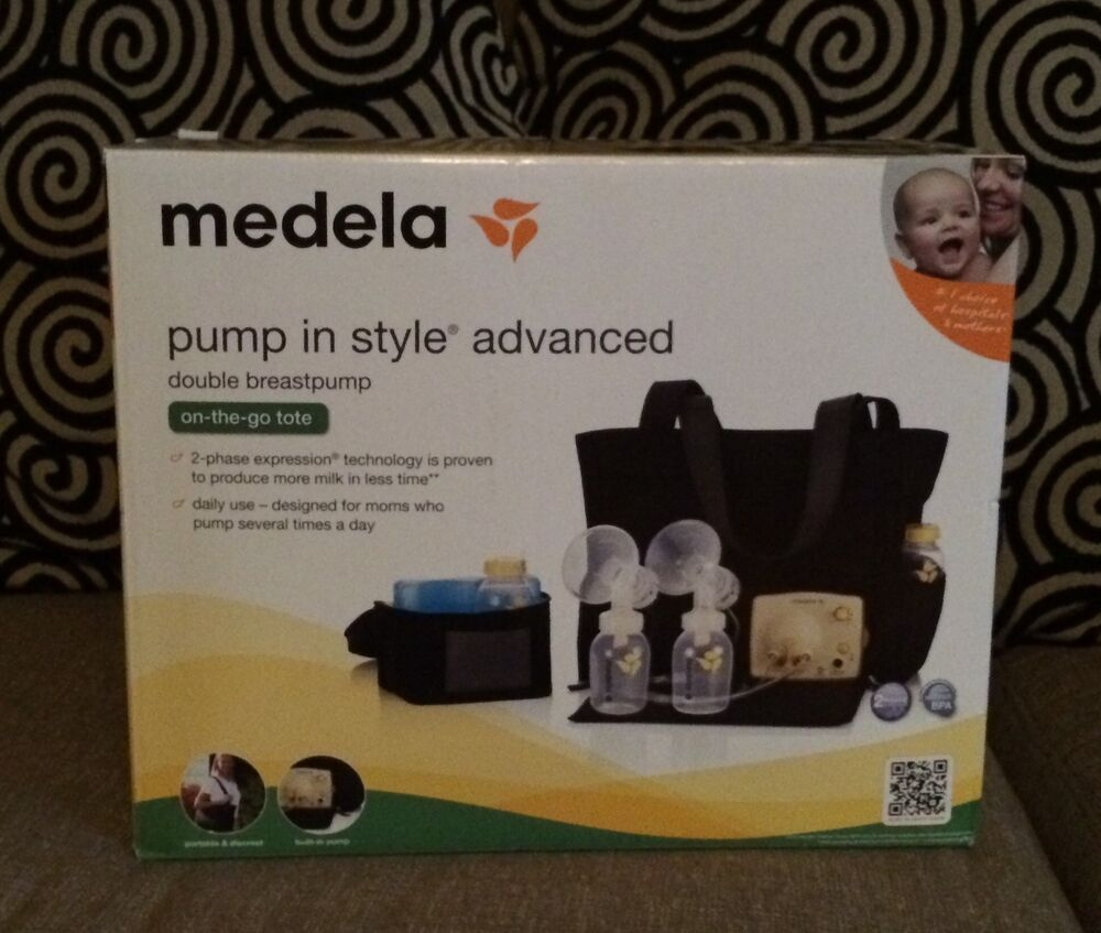 Medela Pump In Style Advanced Double Breast Pump With On