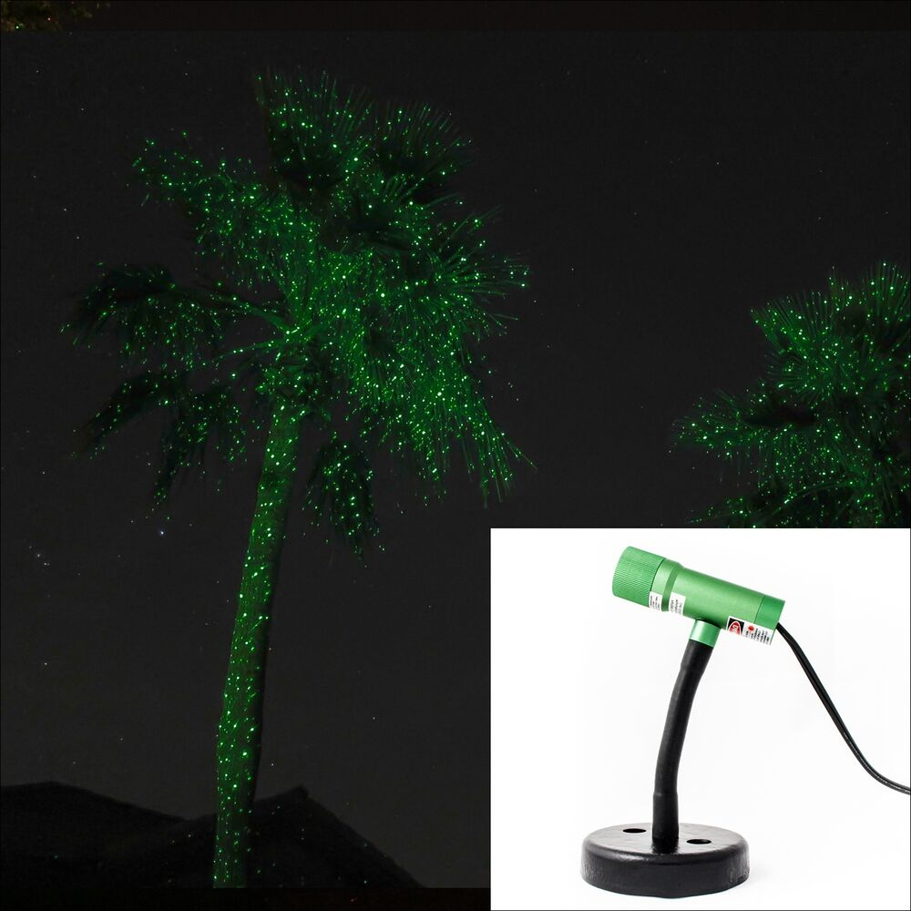 Porch Light Green: Sparkle Magic Illuminator Outdoor Laser Light