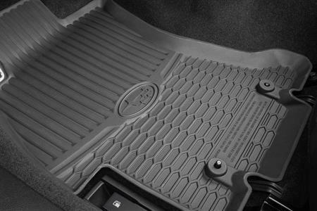 2015 2017 Wrx Sti Genuine Subaru All Weather Rubber Floor