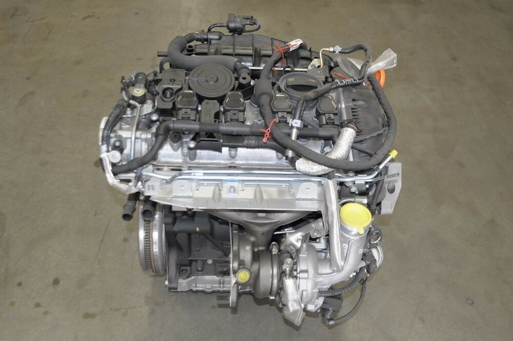 vw golf engine vw audi engine complete 2 0t tsi turbo golf jetta a3 genuine new oem cbfa ccta
