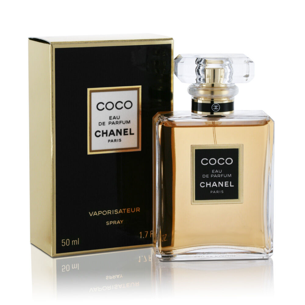 chanel coco eau de parfum spray 50ml 100 authentic fast delivery ebay. Black Bedroom Furniture Sets. Home Design Ideas