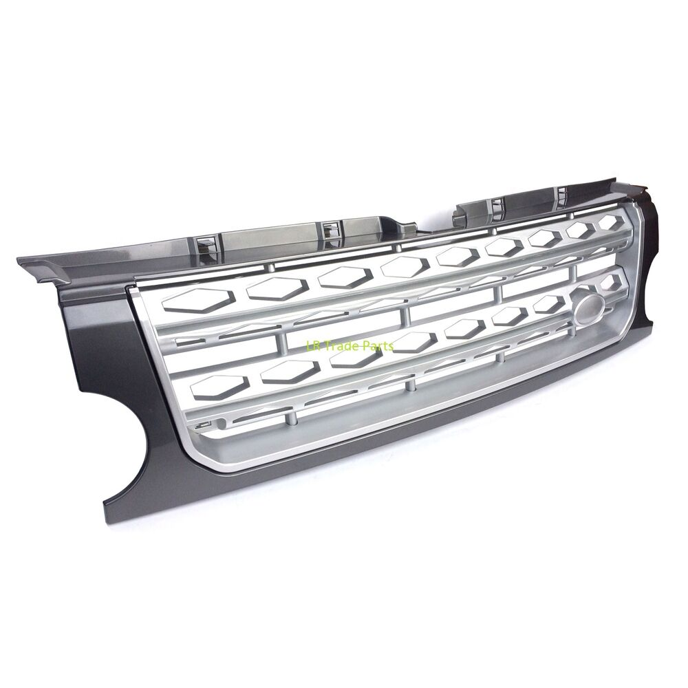 Land Rover Discovery 3 Front Grille Upgrade 2014 Disco 4