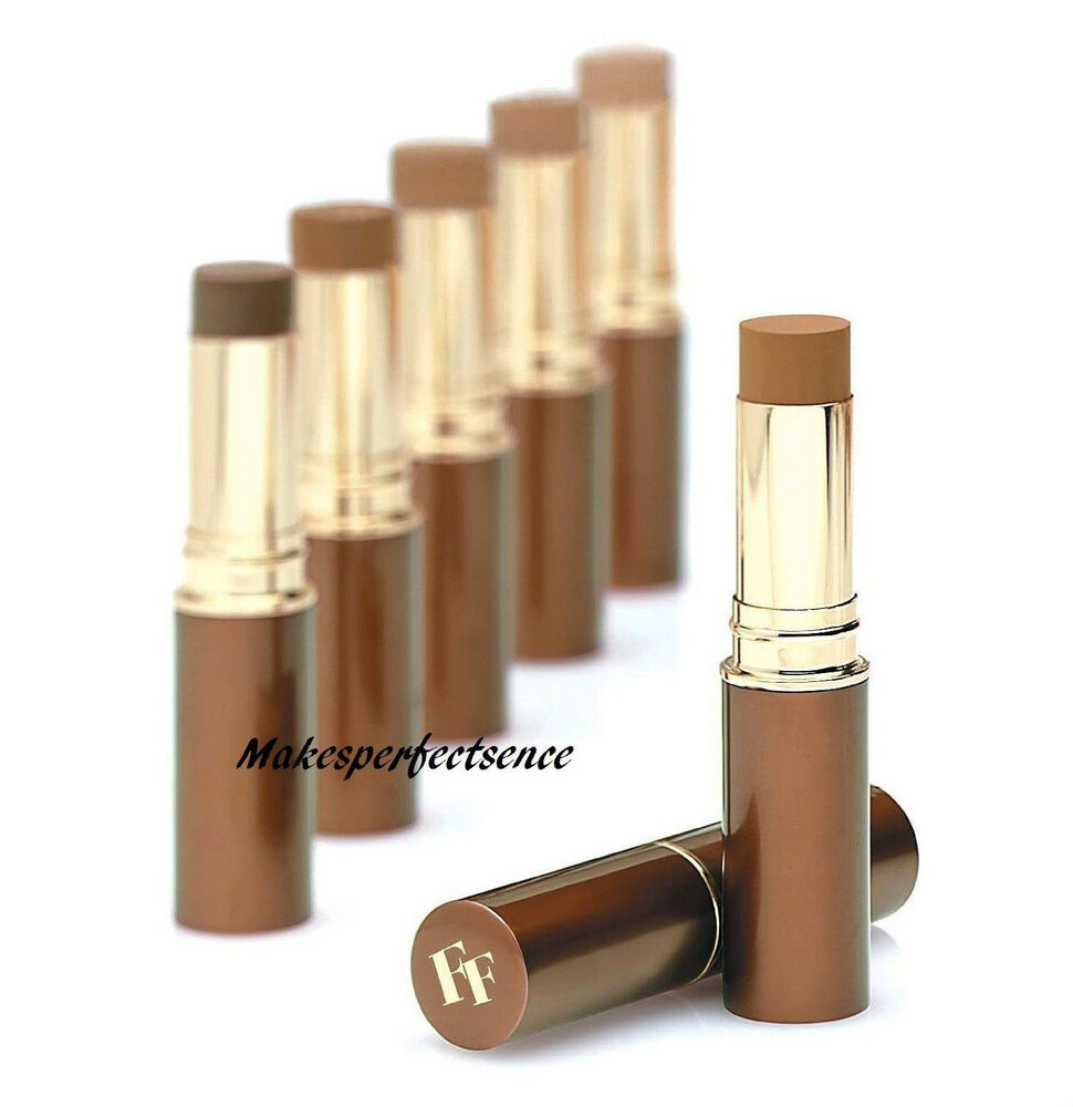 Fashion Fair Fast Finish Foundation Stick Mocha 4636 New