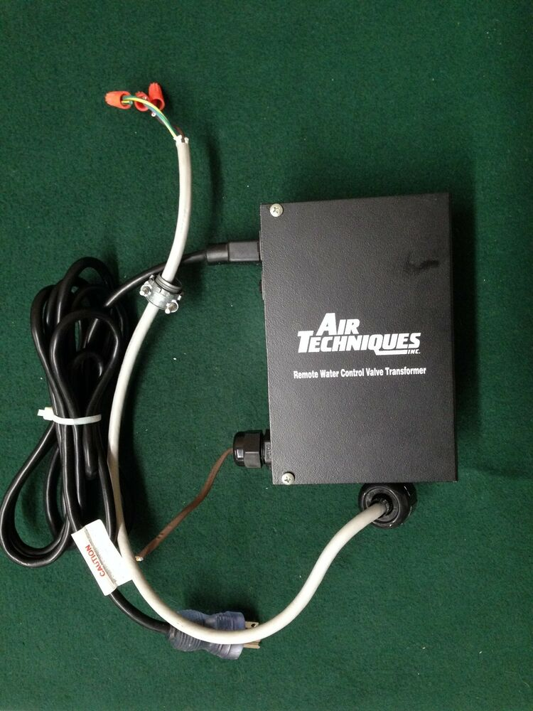 Low Voltage Switch Box : Air techniques low voltage water control box ebay