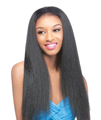 Annie Outre Quick Weave Synthetic Hair Half Wig Long