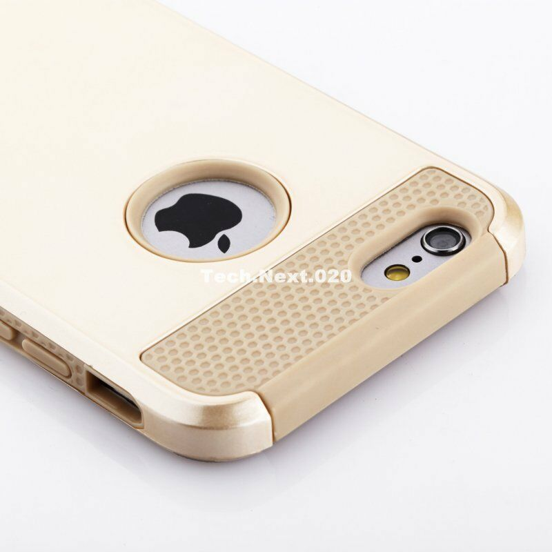 gold iphone case for gold iphone 6s hybrid shockproof heavy duty 4836