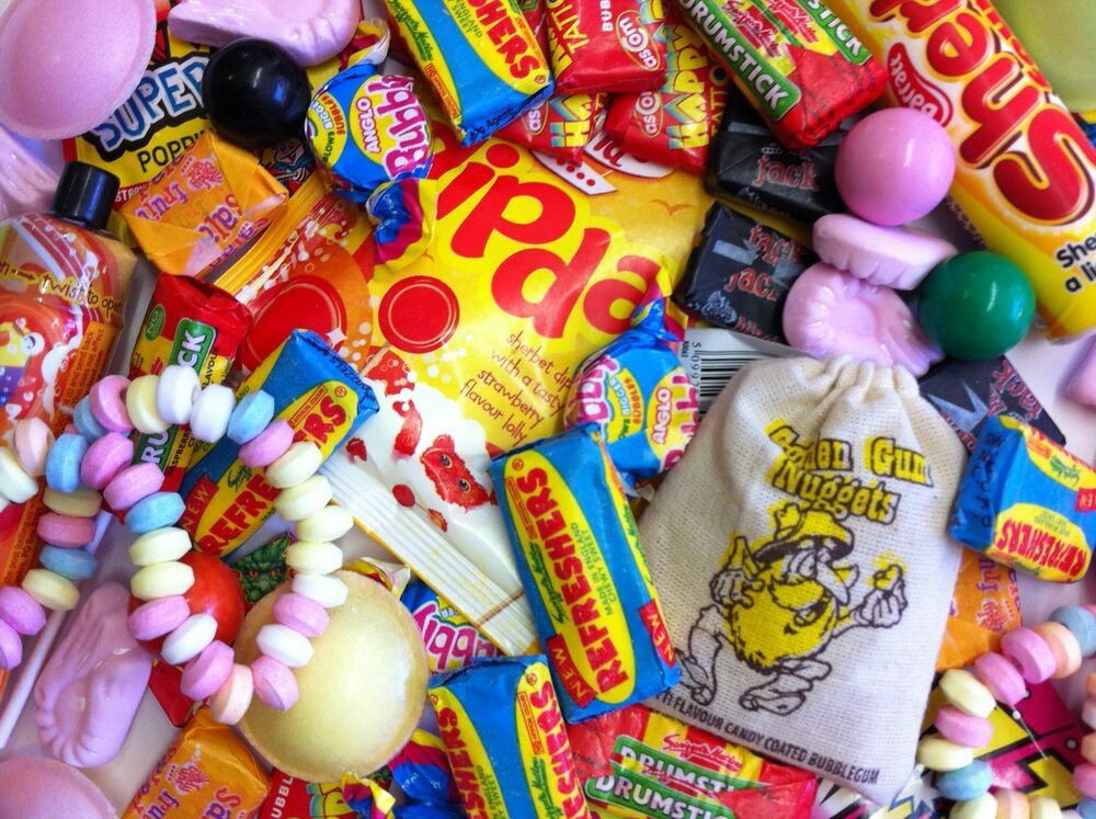 500g RETRO PICK AND MIX - CHOOSE YOUR FAVOURITES PICK ...