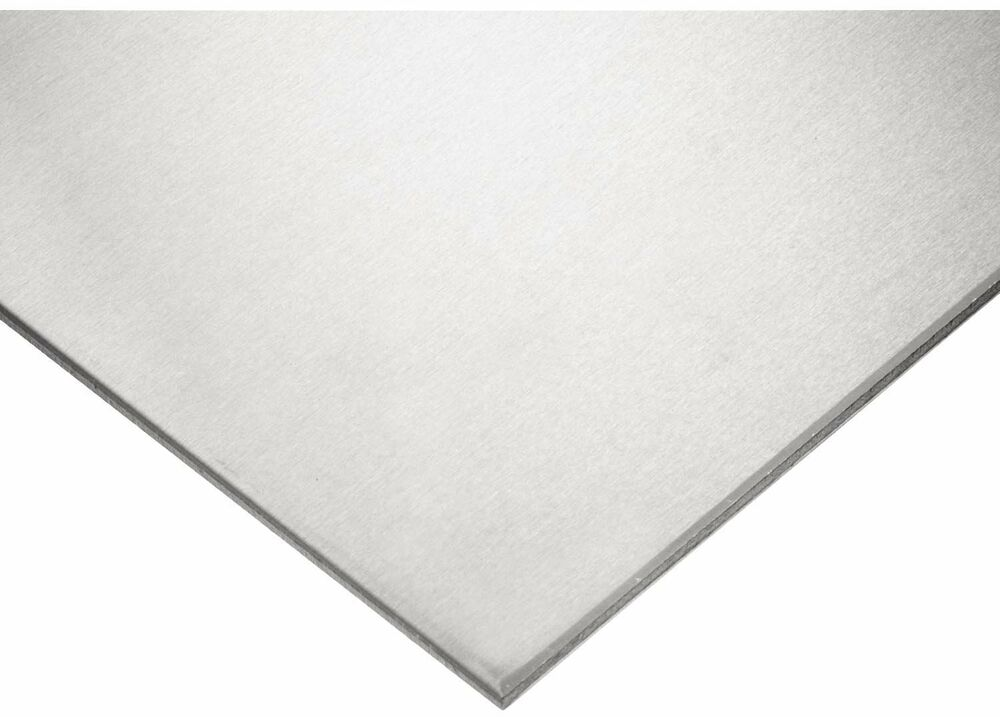 304 Stainless Steel Sheet Unpolished Mill Finish Astm