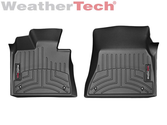 Bmw Car Mats Ebay >> WeatherTech Floor Mats FloorLiner for BMW X6 - 2015-2017 - 1st Row - Black | eBay