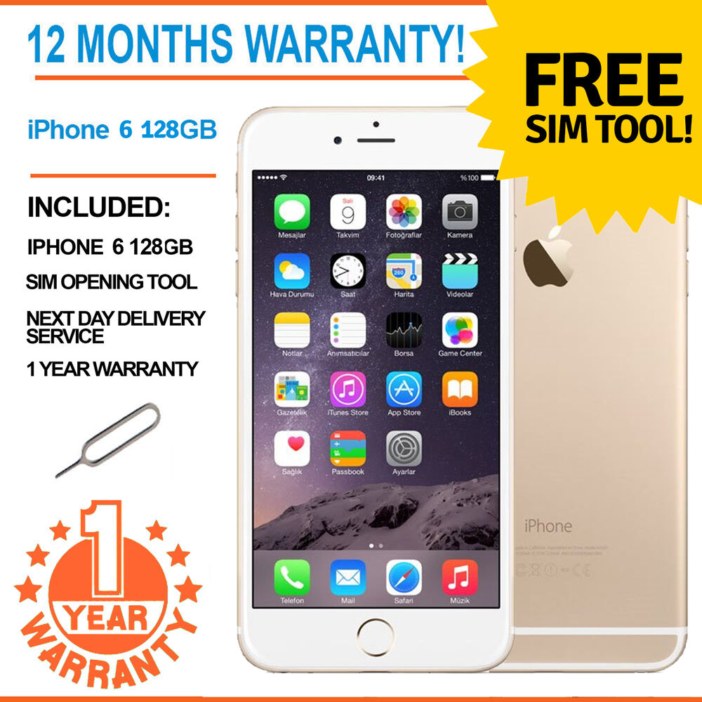 Iphone S Model A Factory Unlocked