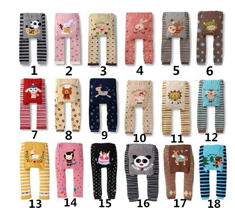 baby kleinkind jungen m dchen unisex leggings hosen hose fu lose strumpfhosen ebay. Black Bedroom Furniture Sets. Home Design Ideas