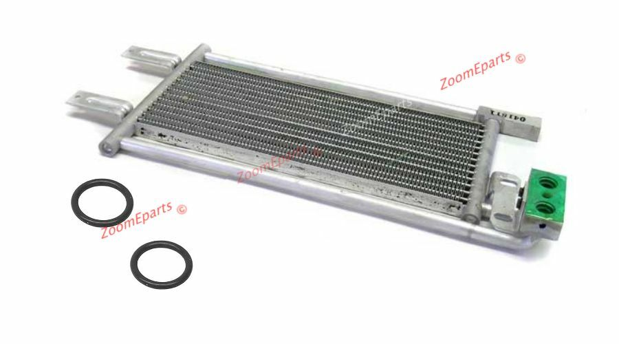 Bmw E34 E36 Z3 Transmission Oil Cooler Heat Exchanger For Auto Trans New Acm Ebay