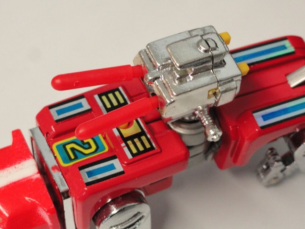 Original 1981 Voltron GB36 GB-36 Y&K Japan Red Lion Sword