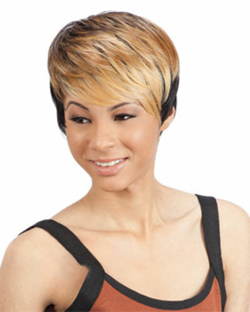 styling synthetic hair elsie freetress equal synthetic hair wig boycut style ebay 8297