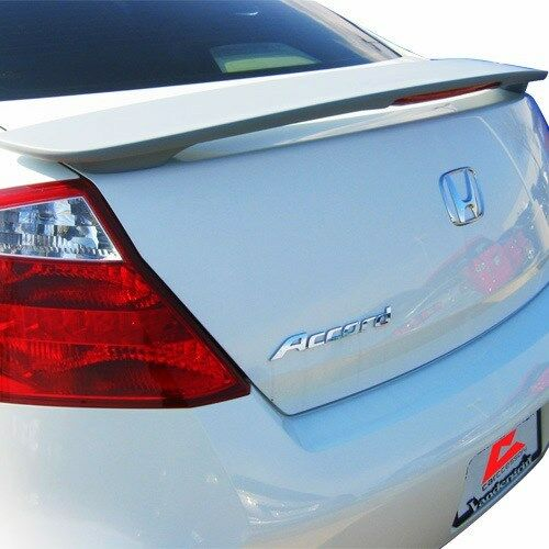 Painted 2008 2009 2010 2011 2012 Honda Accord Coupe Spoiler - Factory Style | eBay