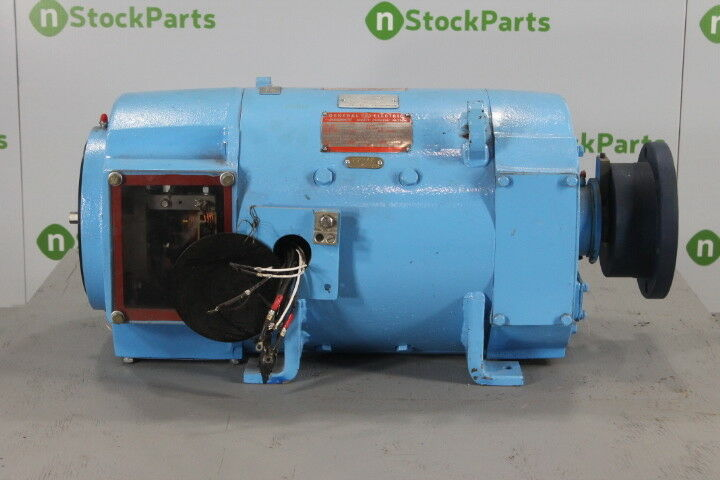 10hp 850 2100rpm General Electric 5cd173ha015a800 Rblt
