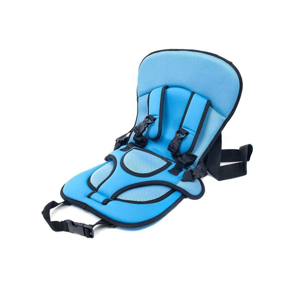 portable safety booster car seat cover cushion harness for baby kid infant ta ebay. Black Bedroom Furniture Sets. Home Design Ideas