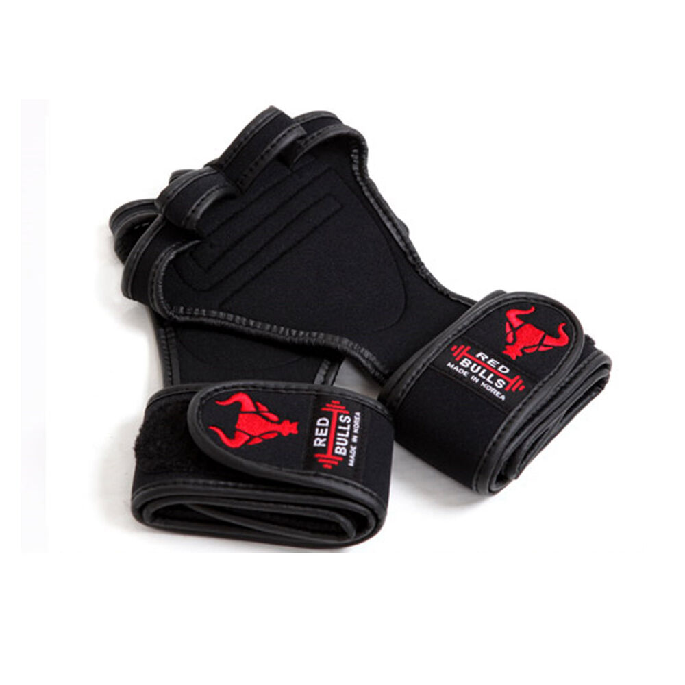 Reebok Strength Training Gloves Weight Lifting Fitness: Health Gloves Wristband Weight Lifting Wrist Protection