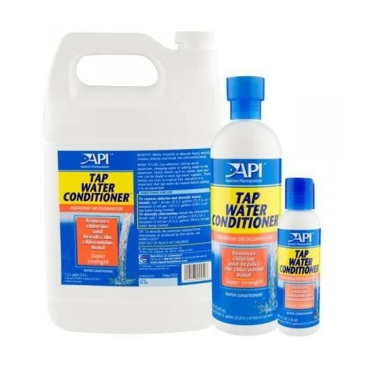 New api aquarium tap water conditioner tap safe 30ml 118ml for Water conditioner for fish tank