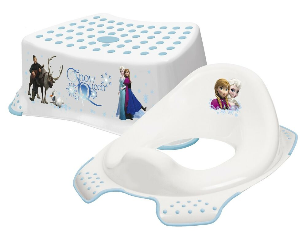 New Disney Frozen Toddler Toilet Training Seat Amp Step