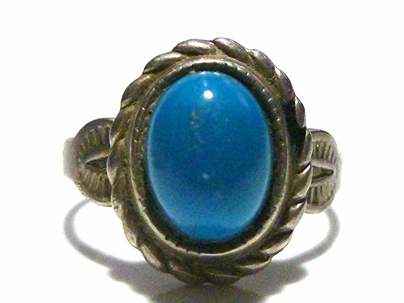 Bell Trading Post Turquoise Ring