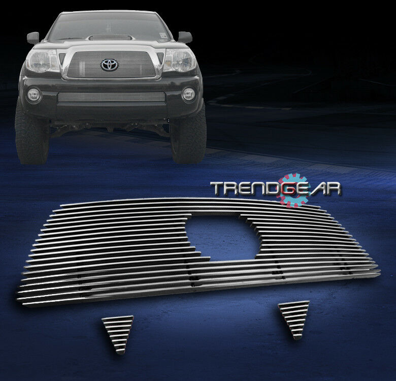 2005 2011 toyota tacoma truck upper billet grille logo. Black Bedroom Furniture Sets. Home Design Ideas