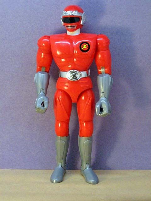 Best Power Ranger Toys And Action Figures : Vintage power rangers red ranger action figure ebay